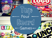 Four Board Games Ages Years Older #HolidayGiftGuide2014