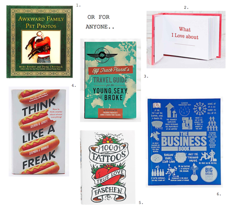 christmas gift ideas funny books