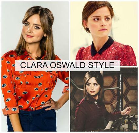 Celeb Style | Clara Oswald