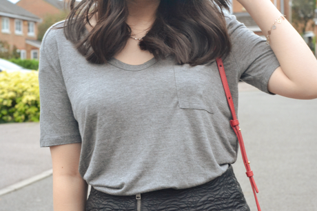 Daisybutter - Hong Kong Lifestyle & Fashion Blog: what i wore, T by Alexander Wang