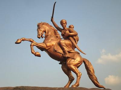 John Lang, the Australian who fought for Jhansi Rani Lakshmibai against East India Company