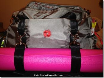 Live Well 360 Active Bag Yoga Mat