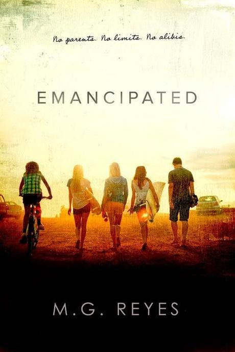 Emancipated by M. G. Reyes