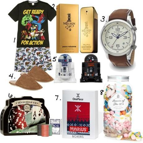 Christmas Gift Guide: What to Buy for Men at Christmas? - Paperblog