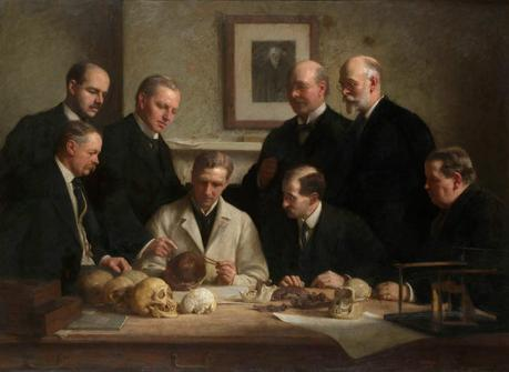 Human evolution weekly update (17/11/14):  Ancient pitchers, Piltdown man and more