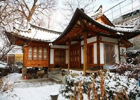 Traditional Hanok Houses Paperblog