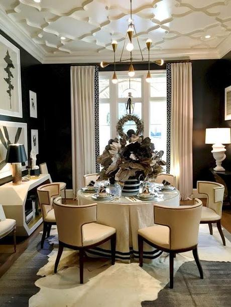 Top 25 beautiful dining rooms traditional and for Beautiful traditional dining rooms