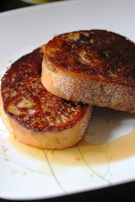 Pumpkin Cream Cheese Stuffed French Toast Adapted from Vegan Yack ...
