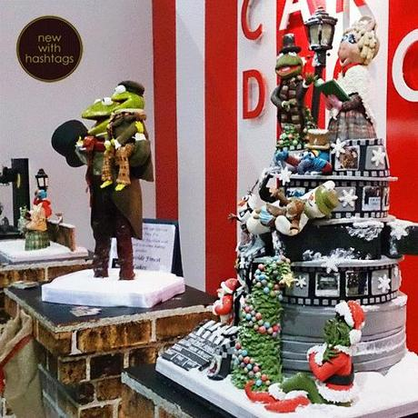Ideal-Home-Show-Christmas-2014-cakes