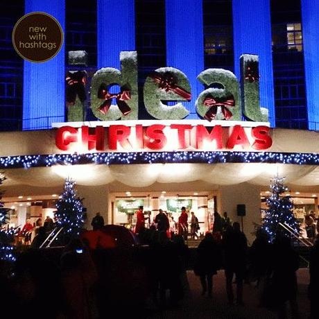 Ideal-Home-Show-Christmas-2014-at-night