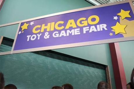 Welcome to the Chicago Toy and Game Fair at Navy Pier!