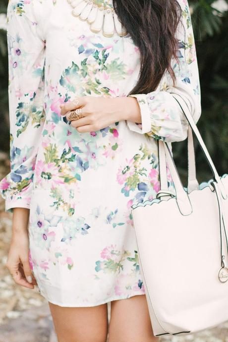 {GBF Style | Falling4Lulus Work Florals}