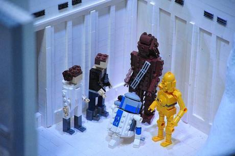 The New Star Wars Miniland at LEGOLAND Malaysia Resort