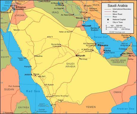 The Best TEFL Jobs in Saudi Arabia