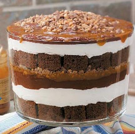 Top 10 Best Dessert Trifle Recipes - Paperblog