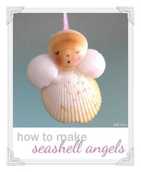1 Seashell Angels by Lady Lucas
