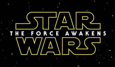 Star Wars The Force Awakesn Title