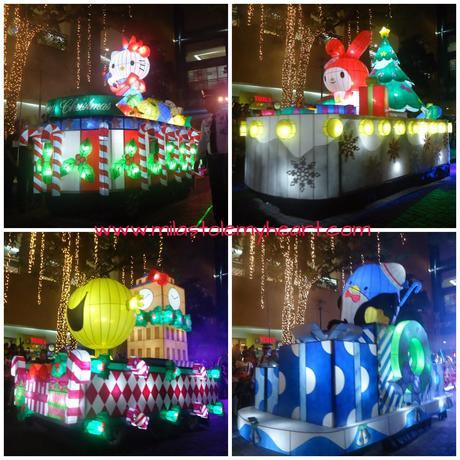 Sanrio Floats