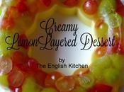 Creamy Lemon Layered Dessert