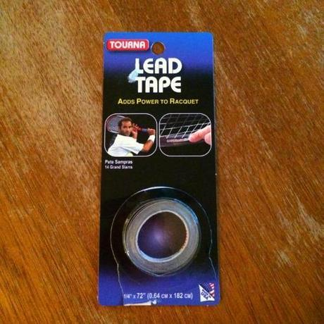How to Apply Lead Tape to Your Tennis Racket - Tennis Quick Tips Podcast 62