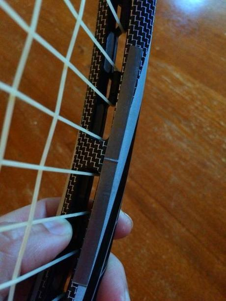 Applying Lead Tape to Your Tennis Racket