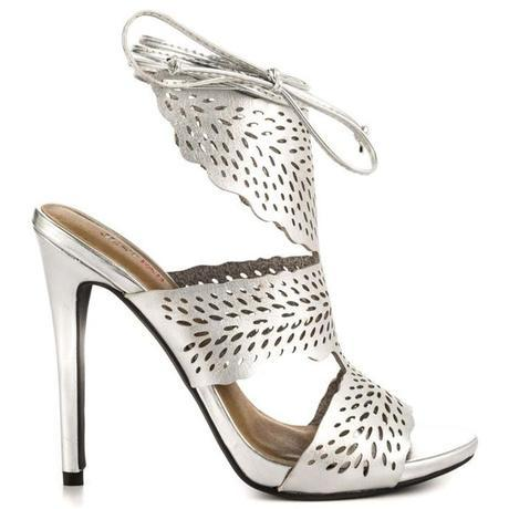 Mad about Metallic. 16 Pairs of Wedding Worthy Shoes for your Big Day13