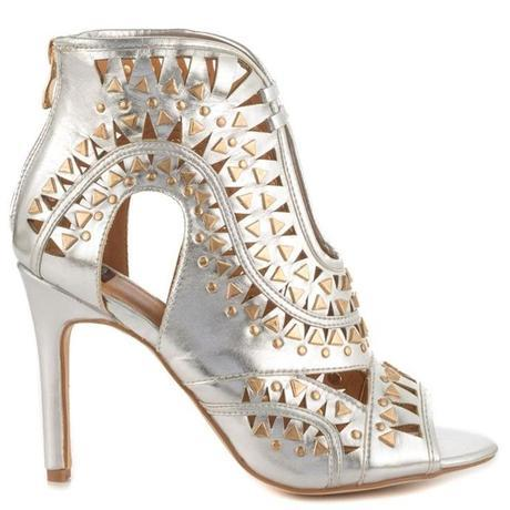Mad about Metallic. 16 Pairs of Wedding Worthy Shoes for your Big Day2