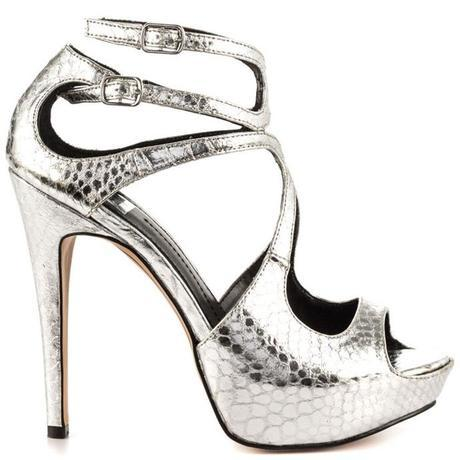 Mad about Metallic. 16 Pairs of Wedding Worthy Shoes for your Big Day8