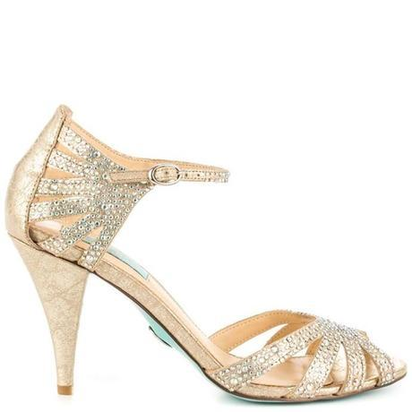 Mad about Metallic. 16 Pairs of Wedding Worthy Shoes for your Big Day5