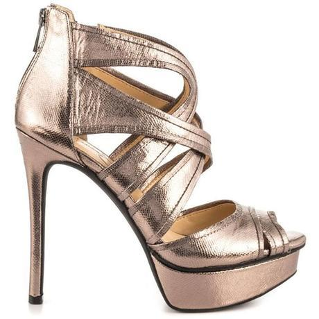 Mad about Metallic. 16 Pairs of Wedding Worthy Shoes for your Big Day9