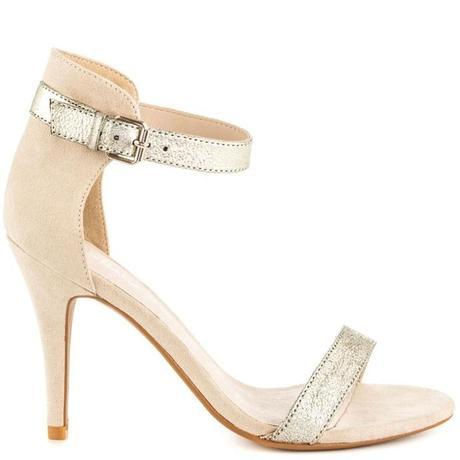 Mad about Metallic. 16 Pairs of Wedding Worthy Shoes for your Big Day10