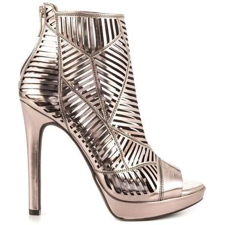 Mad about Metallic. 16 Pairs of Wedding Worthy Shoes for your Big Day4