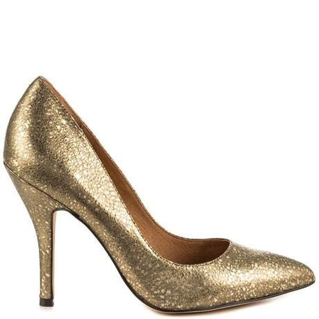 Mad about Metallic. 16 Pairs of Wedding Worthy Shoes for your Big Day3