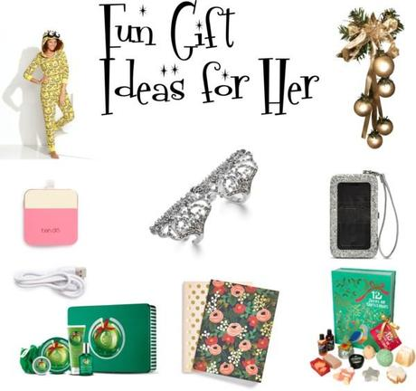 Fun Gift Ideas For Her Paperblog