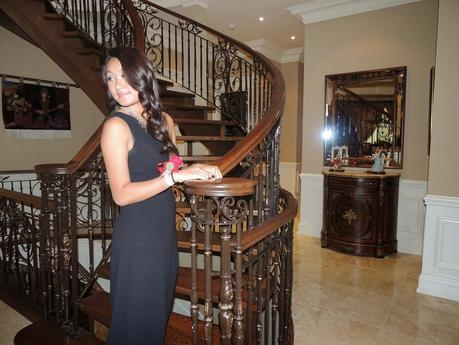 Style Diary : Prom (June 26, 2014)