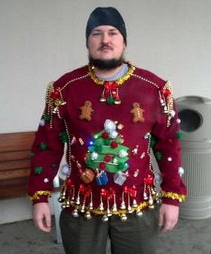 Top 10 Worst Christmas Jumpers Paperblog
