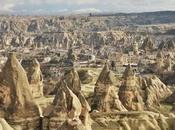 Cappadocia: Underground Towns, Cave Filled Mountains, Some Pretty Crazy Rocks