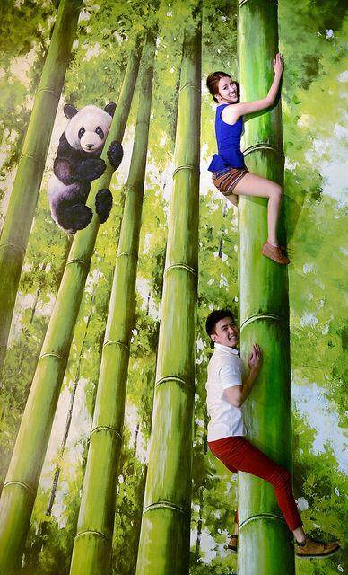 What to Do in Sentosa: Trick Eye Museum Singapore