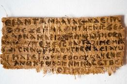 Jesus wife papyrus fragment