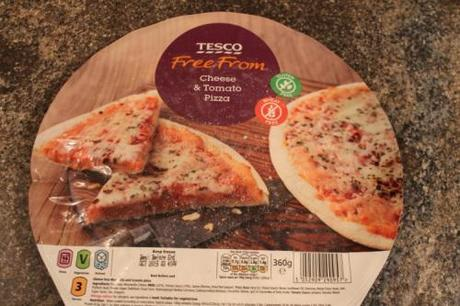 Tescos Free From Pizza Gluten Free Paperblog
