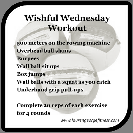 Workout Wednesday Roundup - Workouts With My Favorite Equipment and Blogger Shout Outs