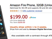 First Impressions: Amazon's Fire Phone Unlocked Sale