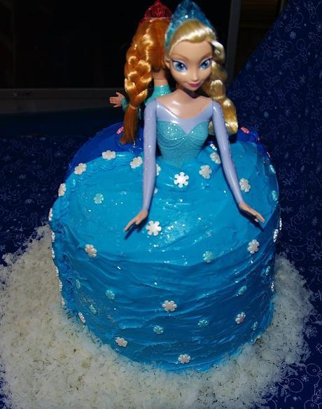 Frozen Cake – Kellis Kitchen