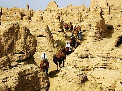 Famous Silk Route