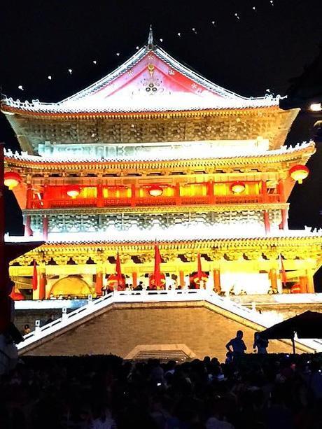 Xi'an Architecture - What's in Xi'an | Mint Mocha Musings