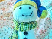 Snowman Winter Craft Toddlers