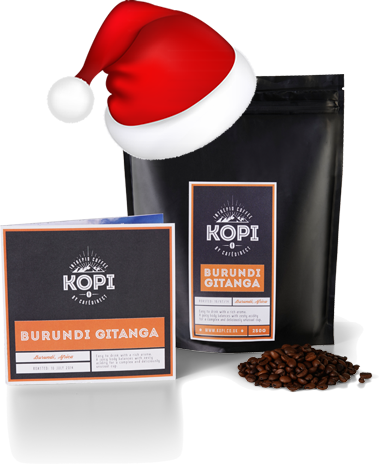 coffee subscription service christmas gift