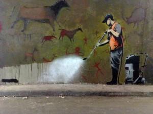 Banksy-Neo-Paleolithic
