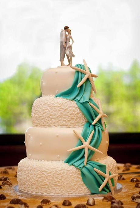 Modern Wedding Cake Topper Ideas