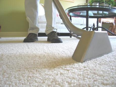 wet carpet in Perth
